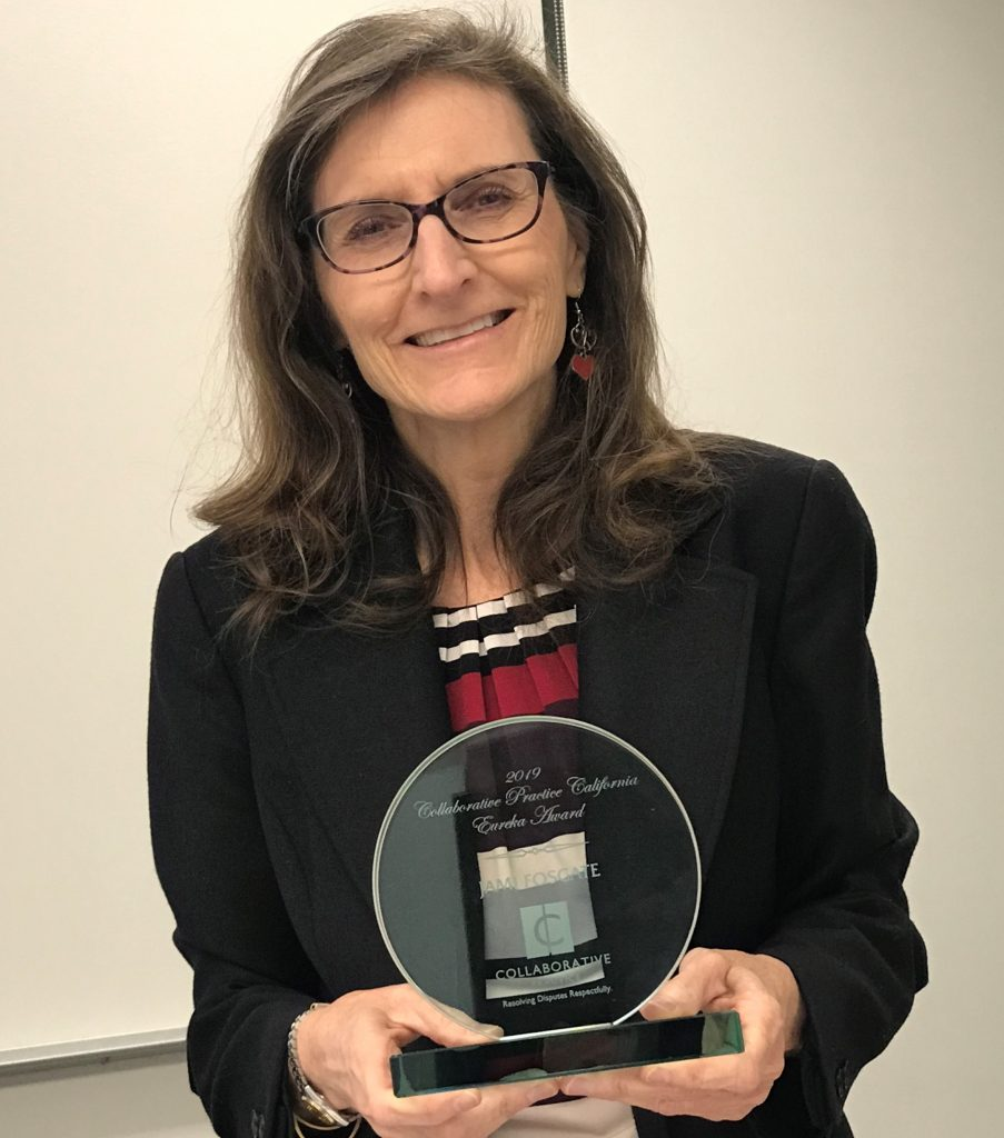 Jami Fosgate CP cal Eureka Award Photo